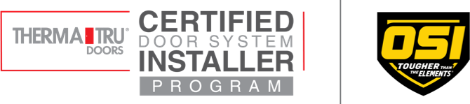 Therma-Tru Certified Door Installer Program